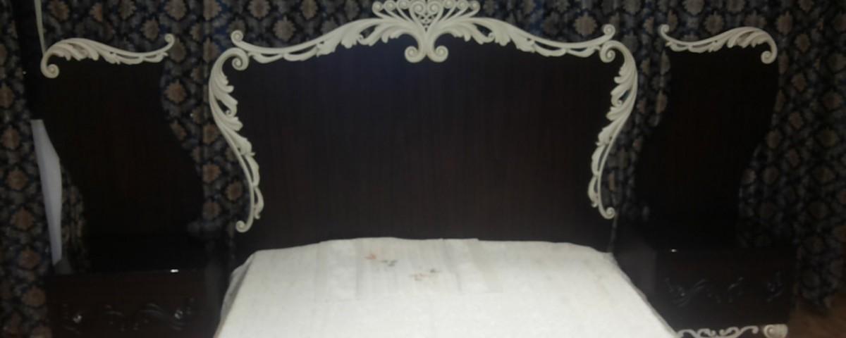 غرفة نوم مودرن bm013